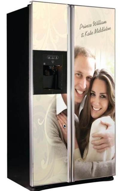 ge royal wedding refrigerator. GDHA, a distributor for GE